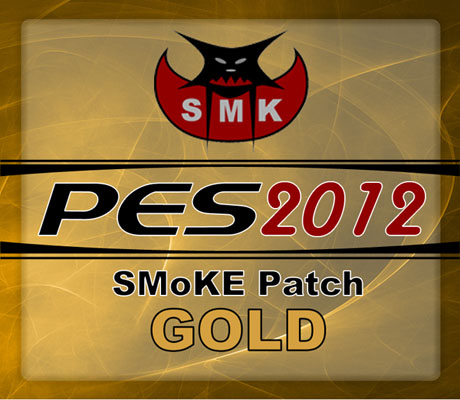 PES 2012 SMoKE Patch 4.6.0 GOLD +  update 4.6.1