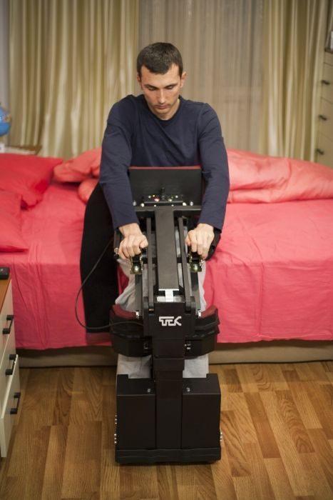 Alternatywa dla wózka inwalidzkiego 25