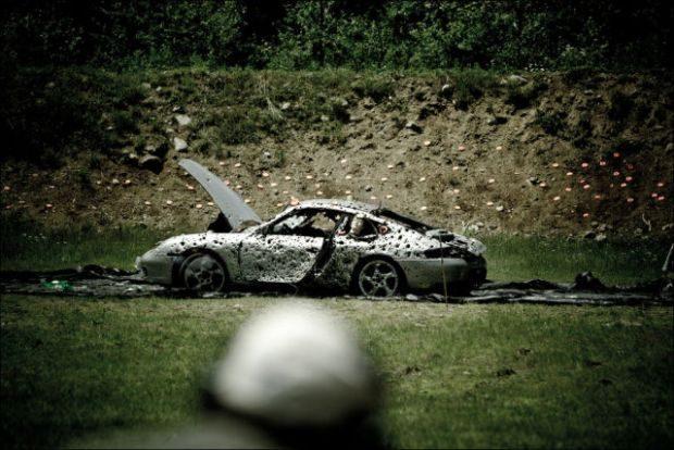 Zemsta właściciela Porsche 13