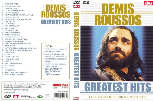 Demis Roussos - Greatest Hits (2003) DVD9