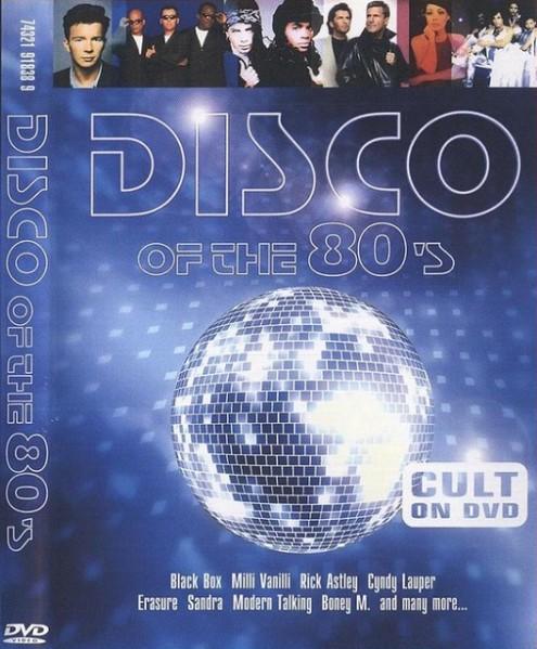 Disco Of The 80's (2002) DVD5