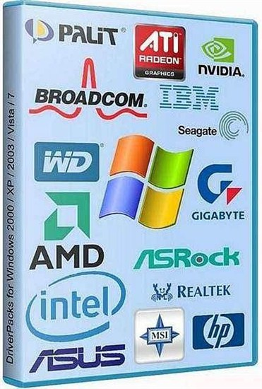 DriverPacks for All Windows (31.03.2012)