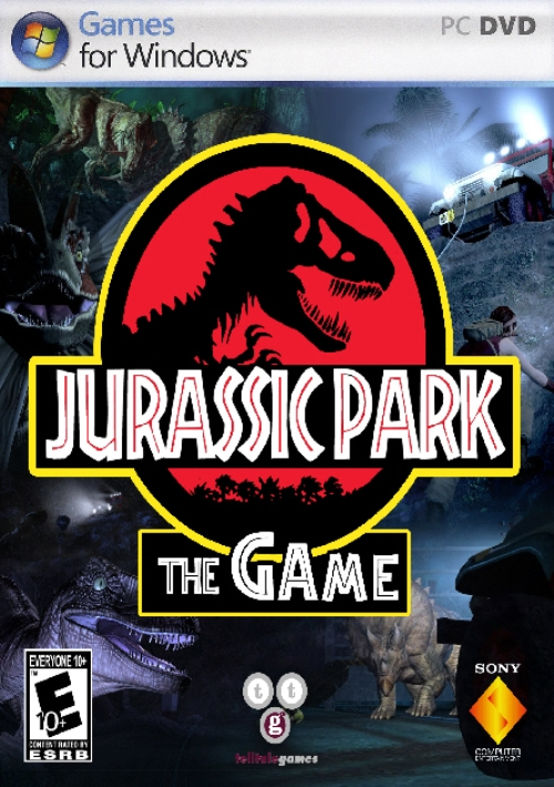 Jurassic Park: The Game v.1.4  (2011/MULTi4/REPACK/Sash HD)