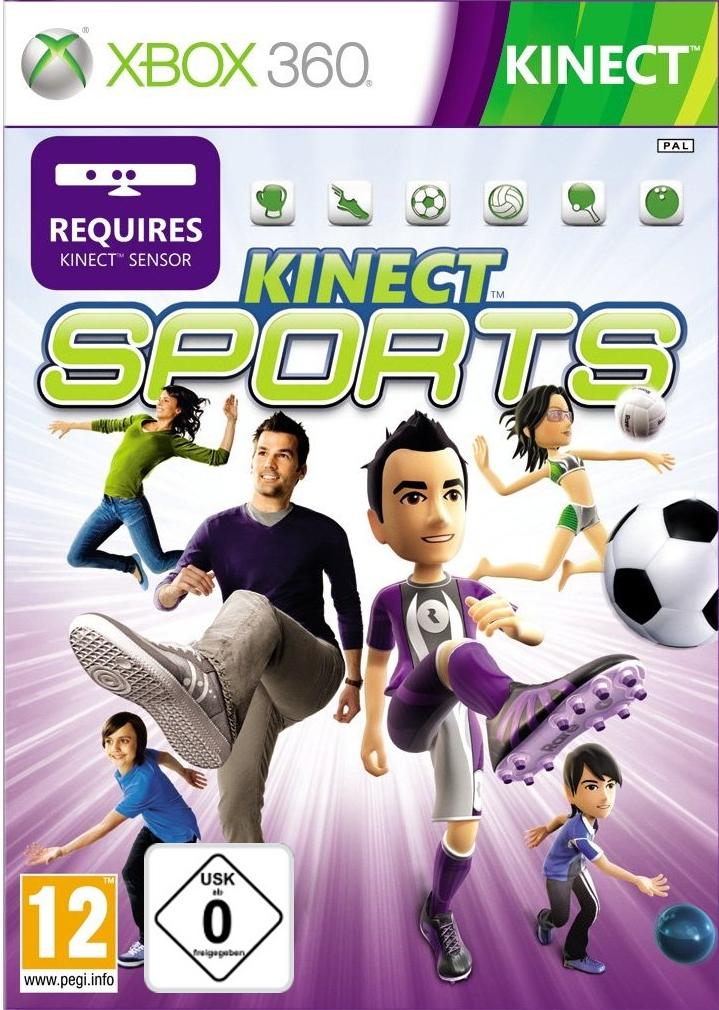 Kinect Sports| XBOX 360 Spiel