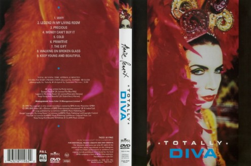 Annie Lennox - Totaly Diva (1992) DVD5