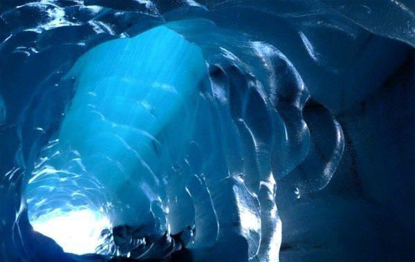 Jaskinie lodowcowe #2 4