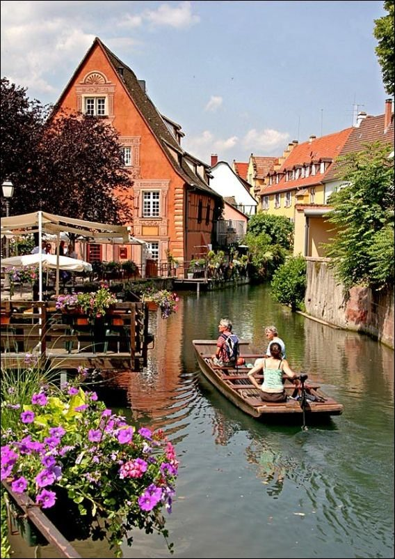 Miasta świata - Colmar [Francja] 45