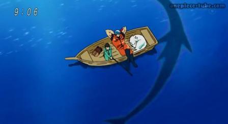 542: Toriko x One Piece Special 2 - Team Entstehung! Rettet Chopper! (Special) B7yq2grq
