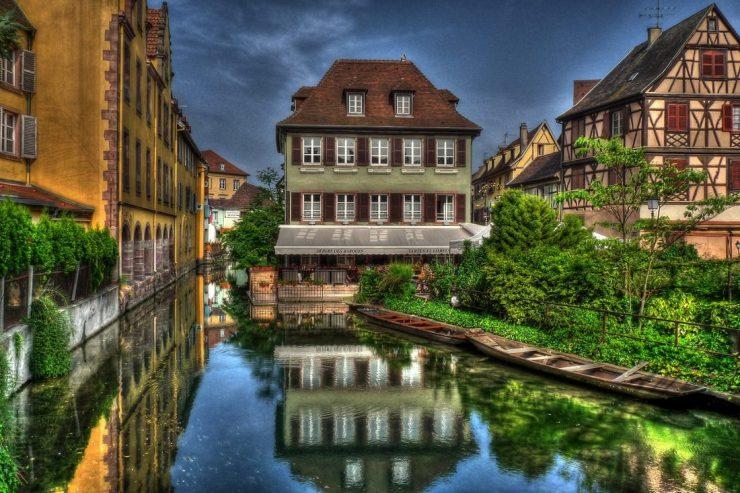 Miasta świata - Colmar [Francja] 11