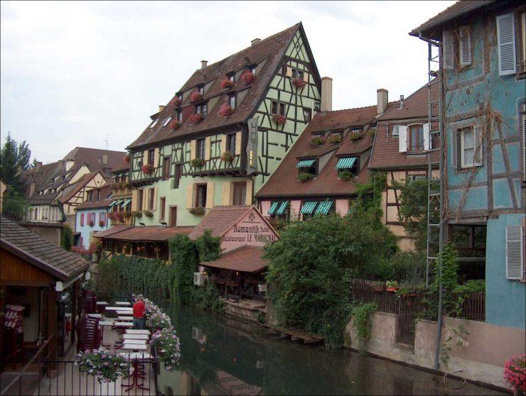Miasta świata - Colmar [Francja] 34