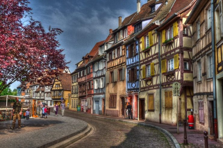 Miasta świata - Colmar [Francja] 13