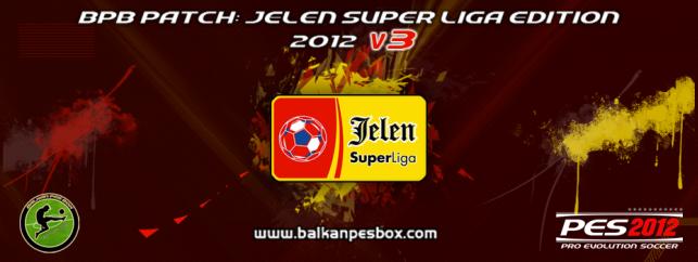 BPB Patсh: Jelen Super Liga Edition 2012 V3