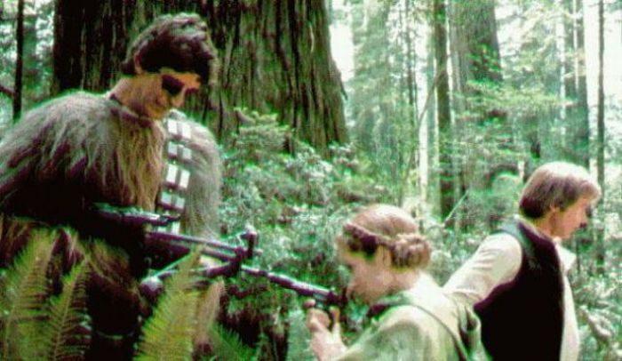 Za kulisami filmów: Gwiezdne Wojny 44
