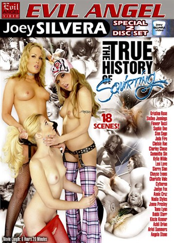 True History Of Squirting (2012/DVDRip)