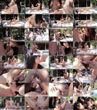 Zoey Kush - Zoey's Dirty Pool Party (2012/HD/720p) [CrueltyParty/PornPros] 512Mb