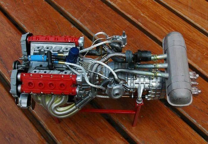 Model Ferrari F40 10