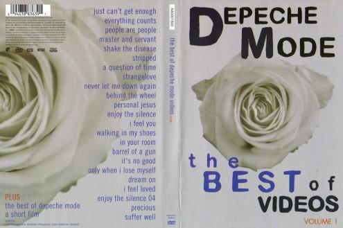 Depeche Mode - The Best Of Vol.1 (2006) DVD9