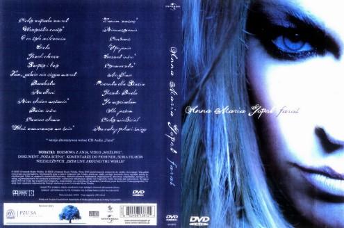 Anna Maria Jopek - Farat (2003) DVD9