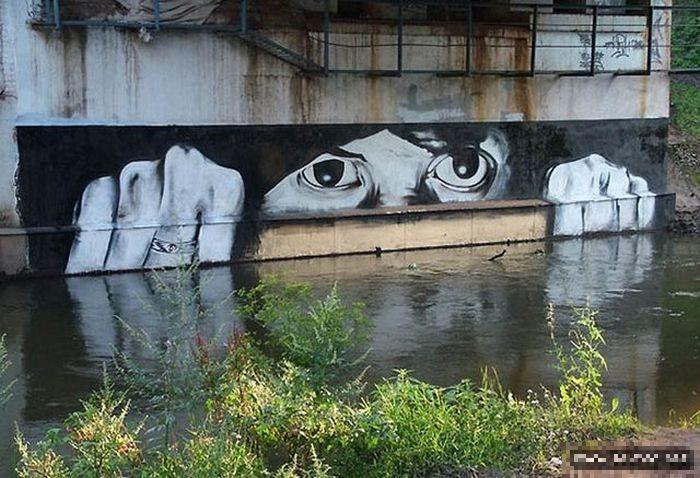 Rosyjskie graffiti 16
