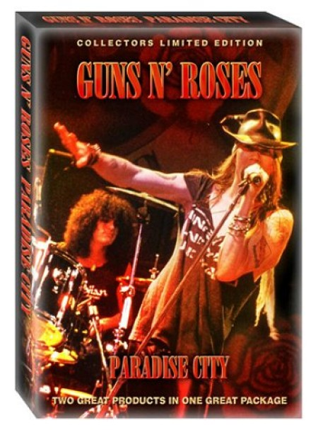 Guns N Roses - Live In Paradise City (2012) DVD5