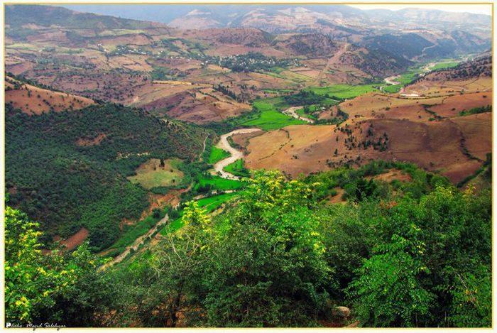 Piękne krajobrazy z Iranu 31