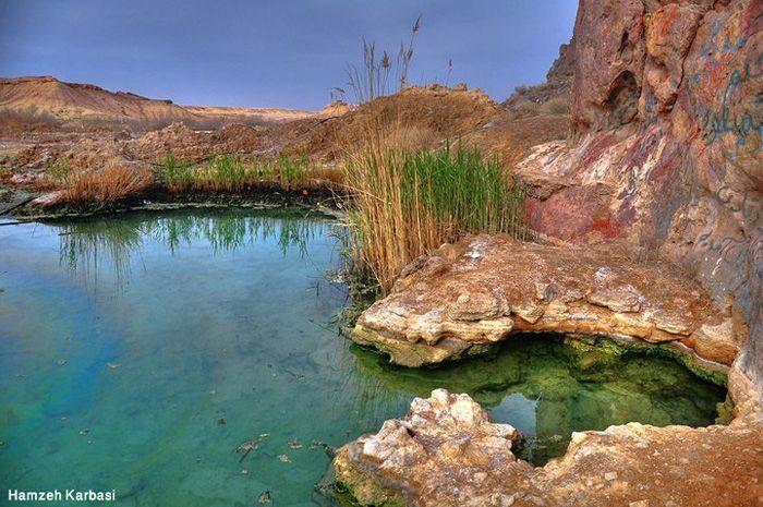Piękne krajobrazy z Iranu 11
