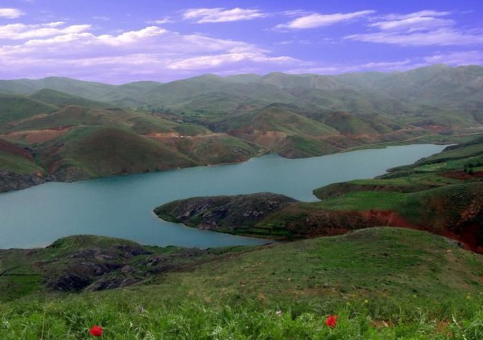 Piękne krajobrazy z Iranu 14