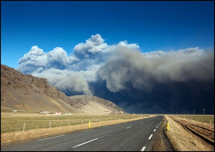Erupcja wulkanu Grímsvötn 7