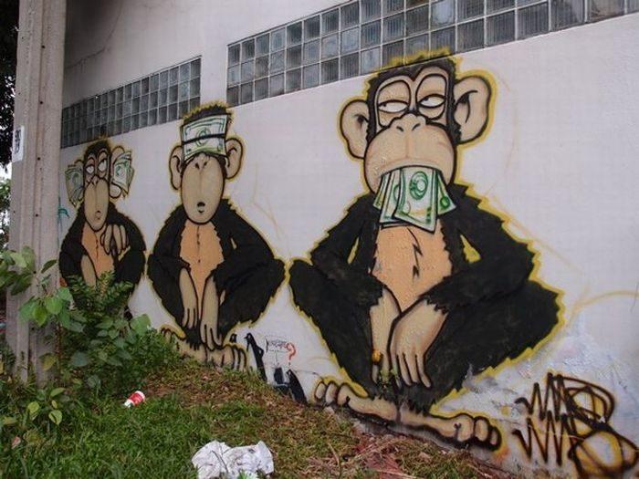 Najlepsze prace street artowców 24