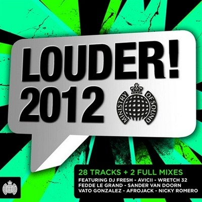 Ministry of Sound: Louder! (2012)