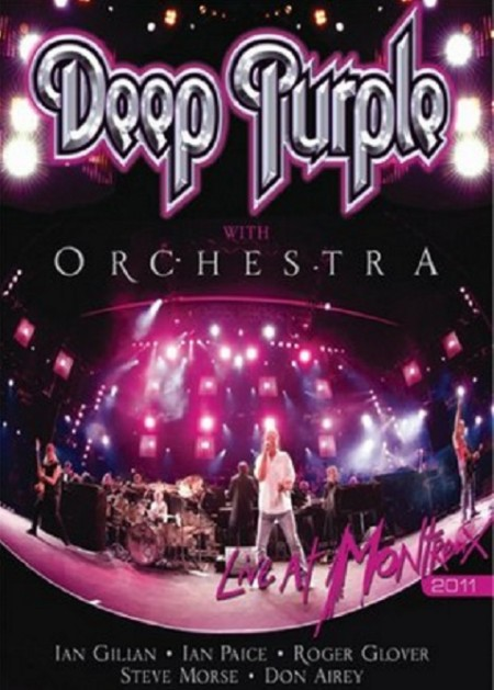 Deep Purple with Orchestra - Live At Montreux (2011) DVD9