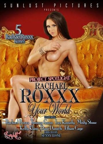 Rachel Roxxx Your World - Vivid Video - (2012/DVDRip/1.36 Gb)