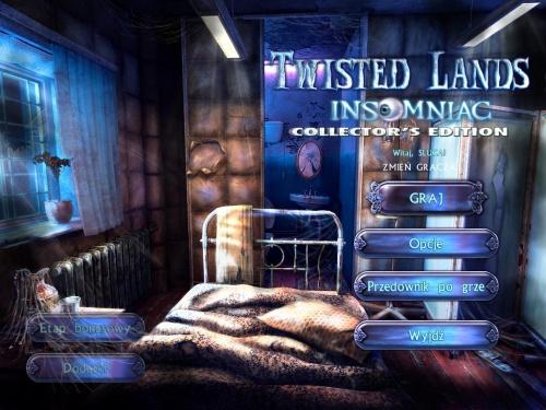 Przeklête Ziemie: Bezsenno¶æ. Edycja Kolekcjonerska / Twisted Lands: Insomniac (2011) PL