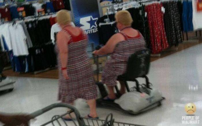 Najdziwniejsi klienci z WalMart #12 3