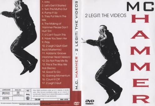 Mc Hammer - 2 Legit (2004) DVD5