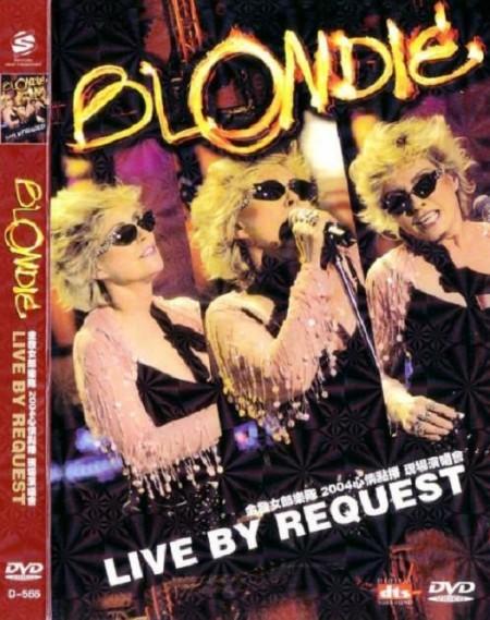 Blondie - Live By Request (2004) DVD5