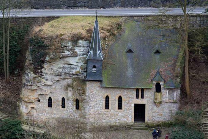 Niezwykłe kościoły 24
