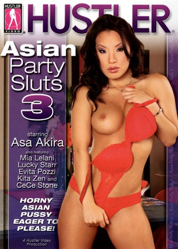 Asian Party Sluts 3 (2012/DVDRip)