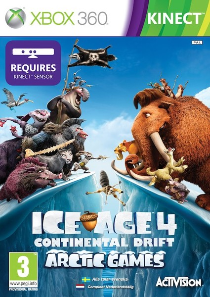 Ice Age 4 Continental Drift XBOX360 [RG]