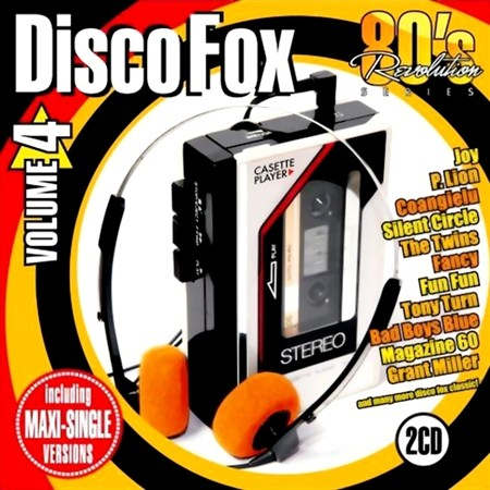 80s Revolution Disco Fox Vol.4 (2012)
