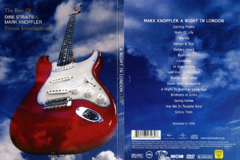 Dire Straits & Mark Knopfler - A Night In London (2007) DVD5