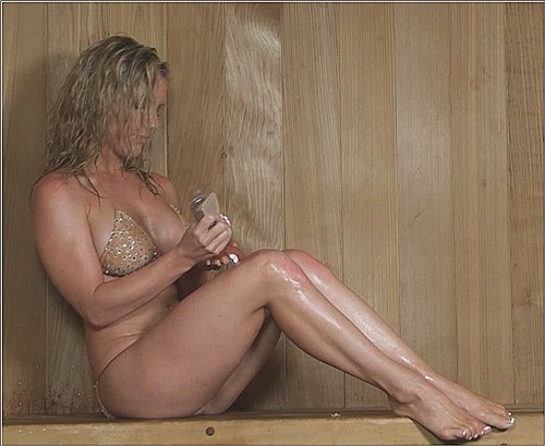 Ainsley Addison - Sauna - VIPArea - (2012/HD/720p/516 Mb)