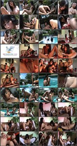 Asian Muff Divers (2009/DVDRip) [Third World Media] 1.4 GB