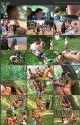 Savannah, Autumn, Grace, Stella - Student sex scenes in cottage (2011/SiteRip/576p) [StudentSexParties] 1.5GB