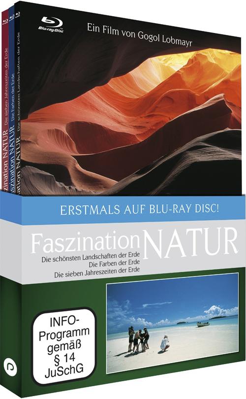 Fascynacja Natur± Trylogia / Faszination Natur Trilogie (1996-2004) 1080p.BluRay.Remux.AVC.DTS-HD.MA.5.1