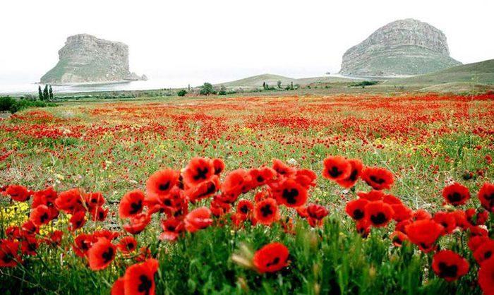 Piękne krajobrazy z Iranu 23