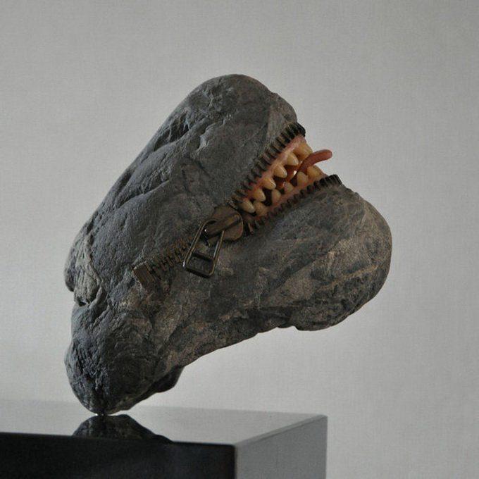 Rzeźby z kamieni 14