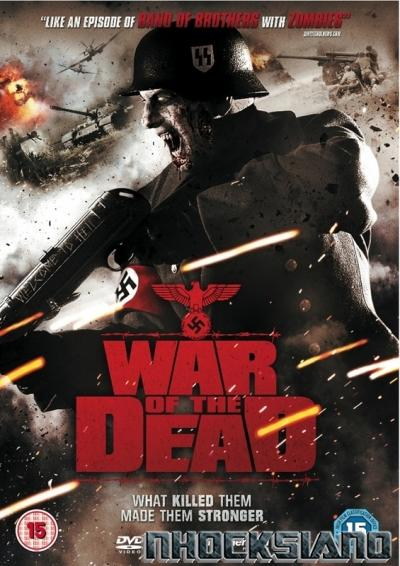 War Of The Dead (2011) DVDRip x264 AAC - aaaevilacharya