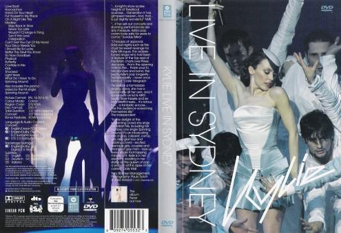 Kylie Minogue - Live In Sydney (2001) DVD9
