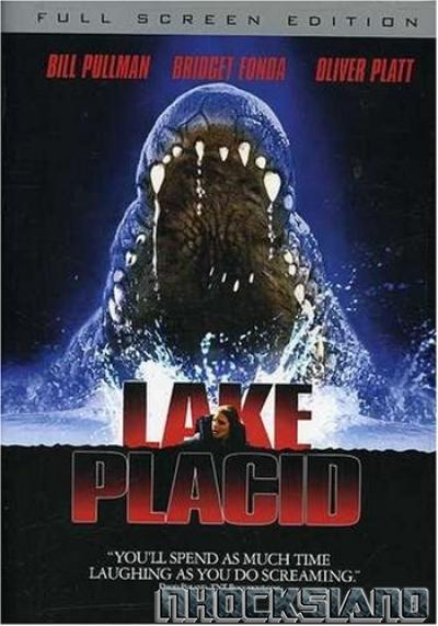 Lake Placid (1999) DVDRip XviD AC3 - BlueLady